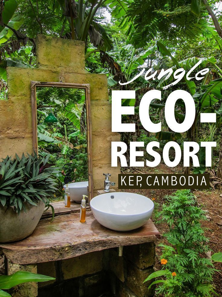 Jasmine Valley Eco-Resort, Kep, Cambodia   The Blonde Abroad