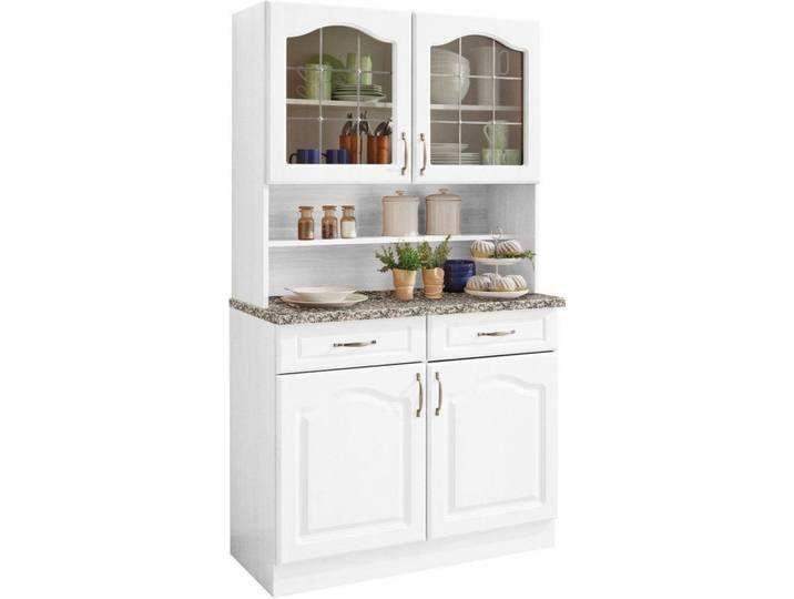 In Folgenden Farben Erhaltlich Korpus Front Sockel Weiss Weiss Weiss Passende Arbeitsplatte Marmor Dekor Korpus Front In 2020 Home Decor Tall Cabinet Storage Home