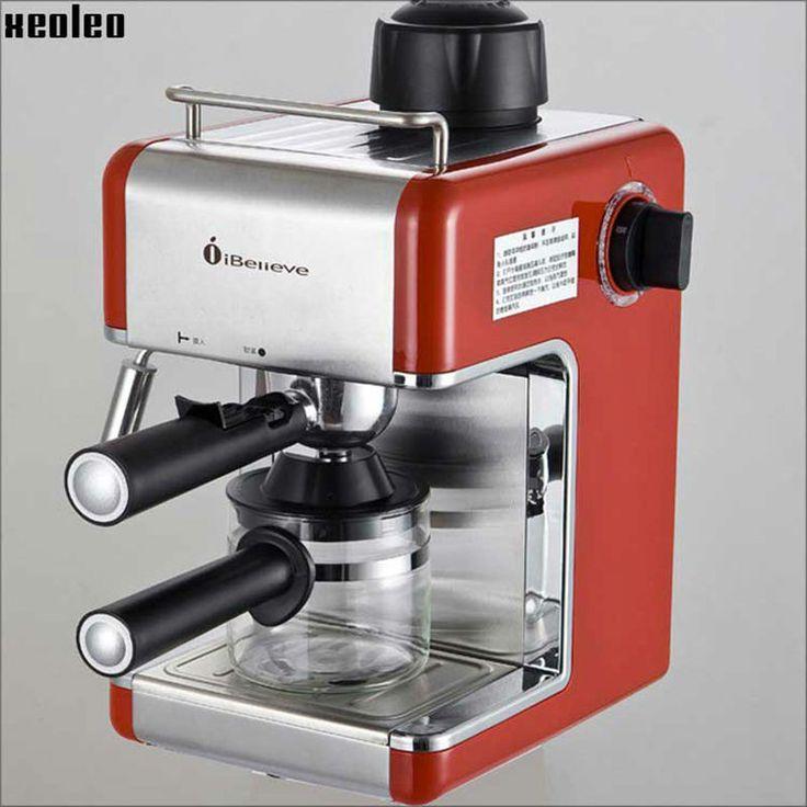 Pump stainless steel espresso maker ec50 capresso cappuccino