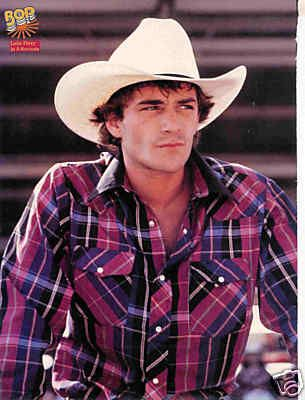 Future Ex-husband #25 - Luke Perry in 8 Seconds....Cowboy and Teenage Dreams