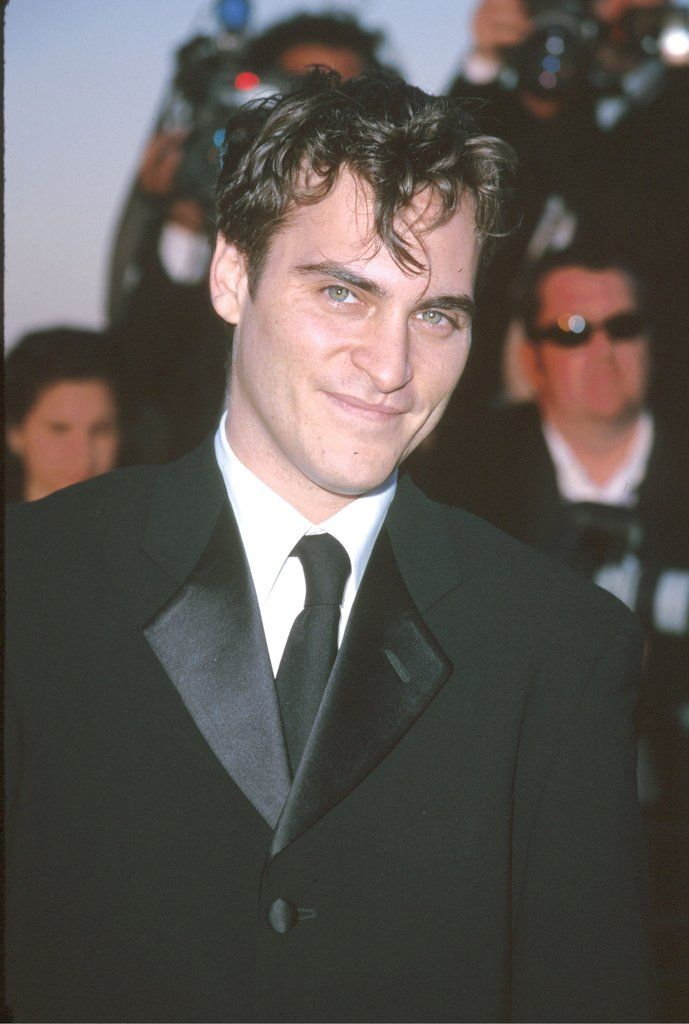 When He Smirked At The Camera Joaquin Phoenix Young Joaquin Phoenix Joaquin