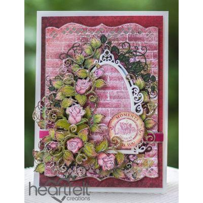 Gallery   Classic Pink Rose Bouquet - Heartfelt Creations