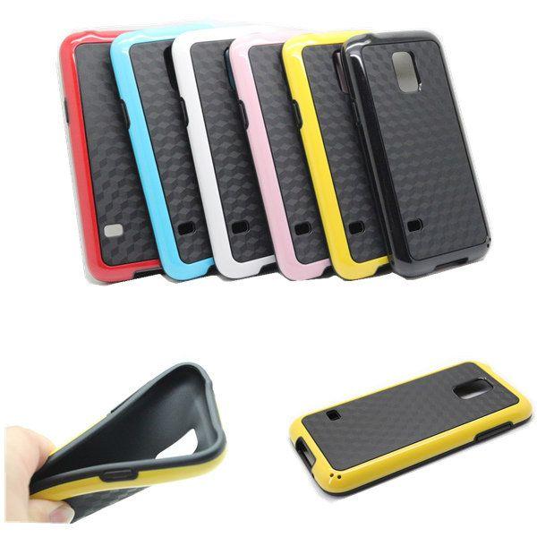 Dual Color TPU PC Protective Case For Samsung Galaxy S5 mini…