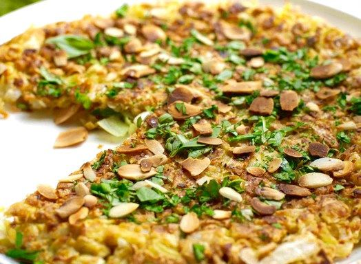 Japanse pizza: Okonomiyaki - Amber Albarda