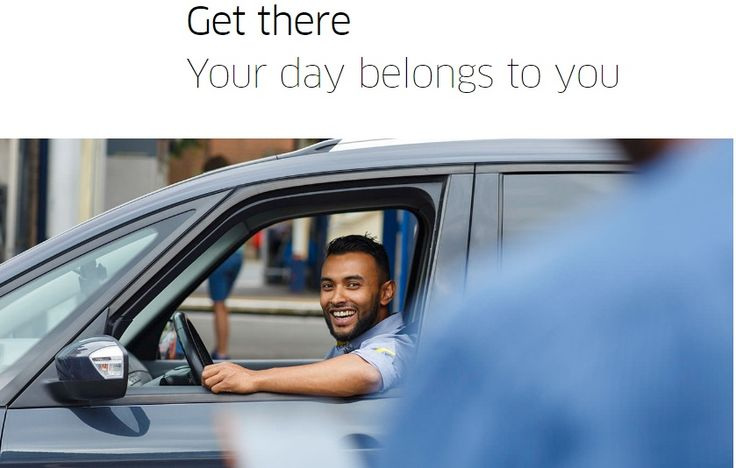 Uber - The world's most popular on-demand taxi service app #uberapp #uber #app