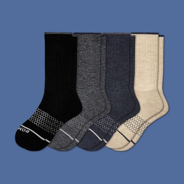 Women's Merino Wool Sock 4-Pack