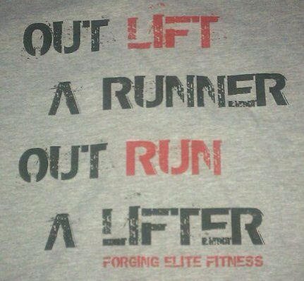 Image result for Out Run The Runner Out Lift The Lifter