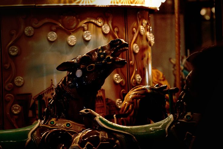 The Creepy Carousel