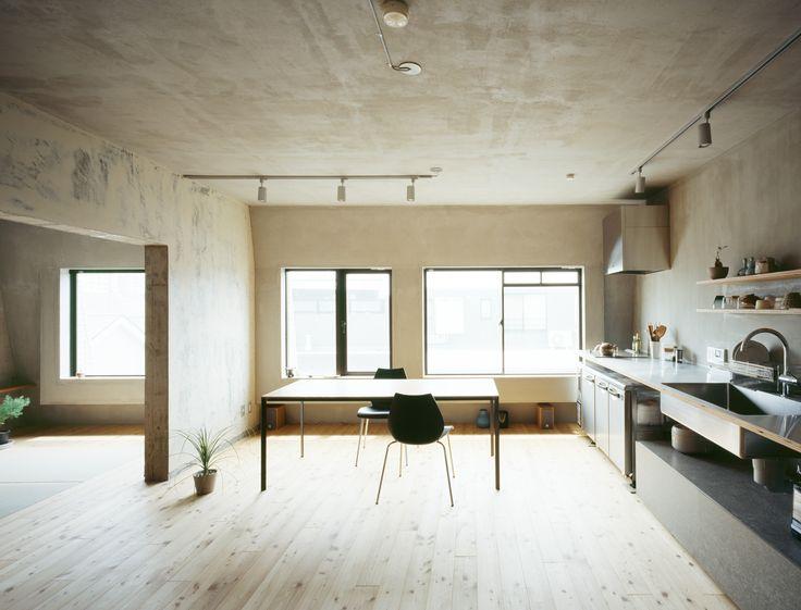 成瀬・猪熊建築設計事務所 » 世田谷フラット
