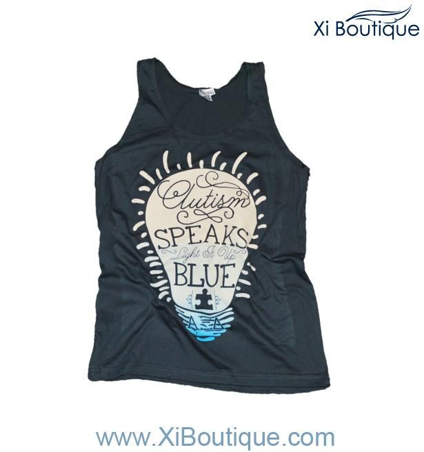World Autism Awareness Day is April 2nd! Grab some of our newest Autism Speaks gear and show your Alpha Xi Delta support!