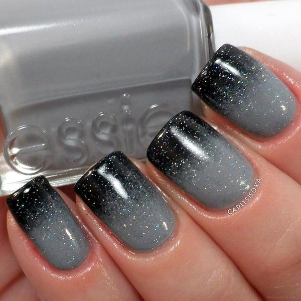best 25 grey gel nails ideas on pinterest cute gel nails dark nails and dark grey nails