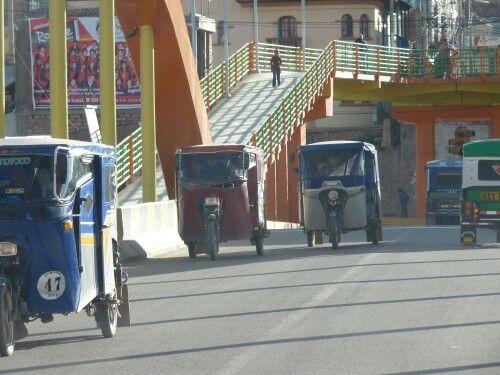 Sicuani. Perú