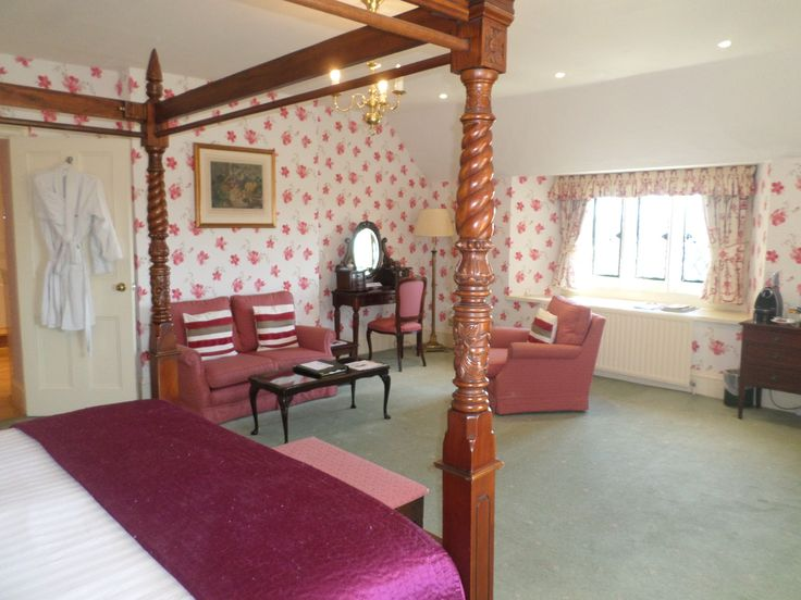 George Finch Hatton suite at Eastwell Manor