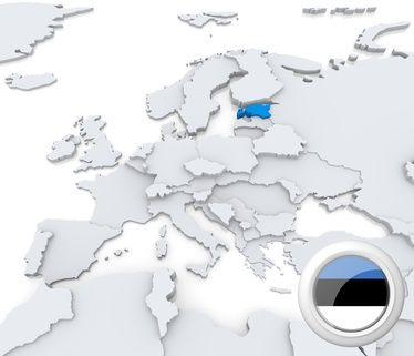 EURODANE - gospodarka Estonia, PKB, inflacja, ludność, giełda, finanse, deficyt