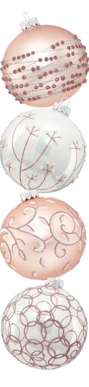 Andrey Filatov Assorted Glass Ornaments