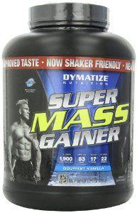 Dymatize Nutrition Super Mass Gainer, Gourmet Vainilla, 6-Pound...Super Mass Gainer contiene una fórmula Zytrix. Zytrix es una enzima que ayuda al cuerpo a digerir la gran cantidad de proteínas y extenso perfil de aminoácidos que se encuentra en Super Mass Gainer. Una poderosa ayuda de enzimas como Zytrix muchas veces es esencial a la hora de cargar el cuerpo con altas cantidades de proteínas y gran cantidad de calorías. Cada porción de Super Mass es de 52 gramos de proteína y ......Leer Más