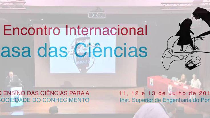 Sessão de Abertura e Conferência de Abertura   III Encontro Internaciona...