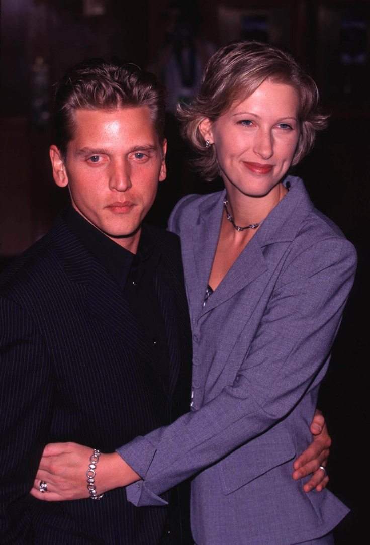 Barry Pepper & Cindy Pepper (1998) | Barry Pepper - My ...