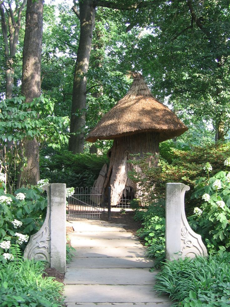 Enchanted Garden: 19 Best WINTERTHUR Images On Pinterest