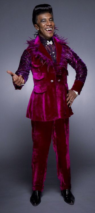 Boys From The Dwarf! I'm Going To Get you Little Fishy! It's Cat played by Danny John Jules (Red Dwarf)