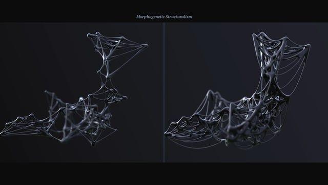 Abstract Procedural Mograph Stuff