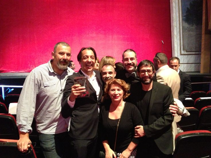 Premio Unión de Actores para Germán Torres por Iván-Off