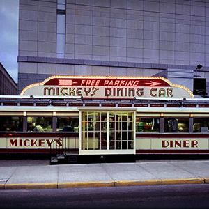 Mickey's Dining Car  St. Paul, MN  					    			  St. Paul, MN