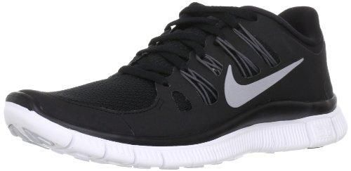 Nike Free 5.0 Sz 11 Womens Running Shoes Black New In Box