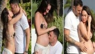 (Megan Fox Pregnant and Loving it. Brian Austin Green)