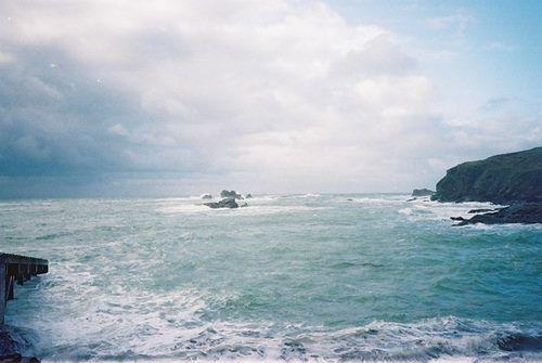 I Like ocean, in really i love it, it makes me feel free