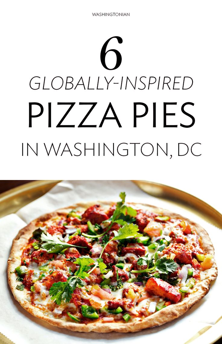 Where to find the best Cuban, Thai, and Greek pizzas in DC | Washingtonian