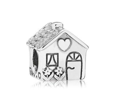 Pandora Home Sweet Home Charm 791267 at John Greed Jewellery