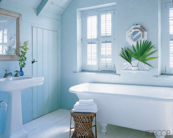 Bathroom Inspiration Saltbox House Coastal Bathroom Beams
