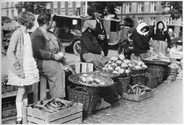 Et frugt marked