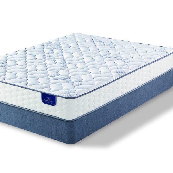 Serta Perfect Sleeper Springdale Firm Mattress Utilizing The