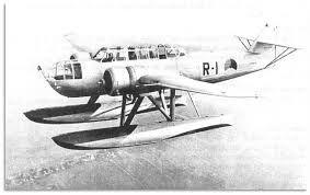 Een vliegtuig uit de 2e wereldoorlog. Een goede vriend van Erik probeerde te ontsnappen met dit vliegtuig.