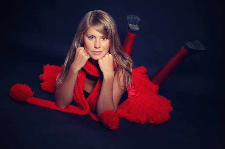 DOLLY skirt Little red Riding hood