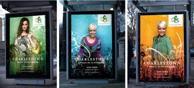 Outdoor creative advertisement