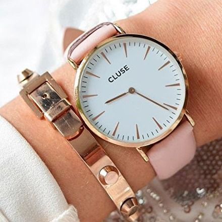 Arm Party Rose Gold Bracelet #fashionista #picoftheday -  26,90 € @happinessboutique.com