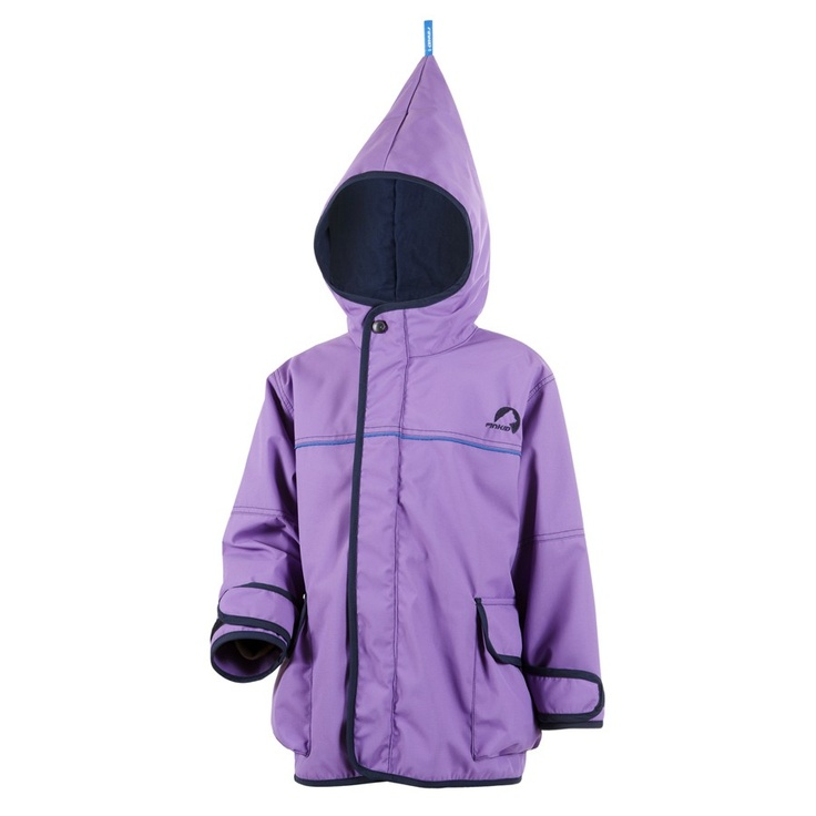 the best jacket I've ever buyed for my girls. Combine it with the warm inner jacket Tonttu, that can be zipped in.