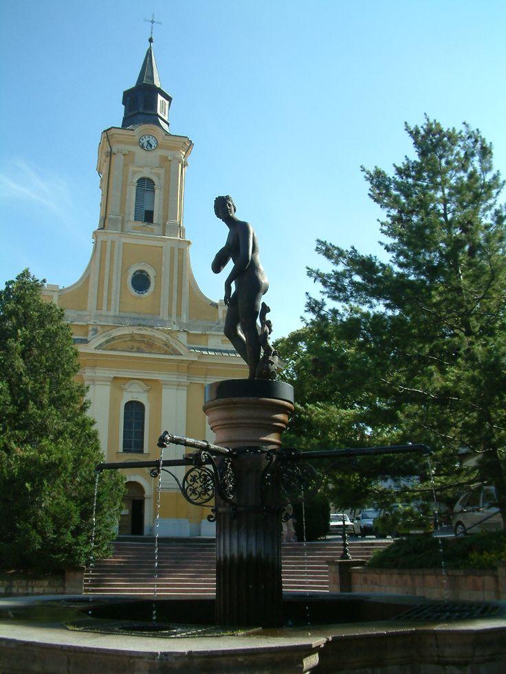 Sátoraljaújhely Katolikus templom