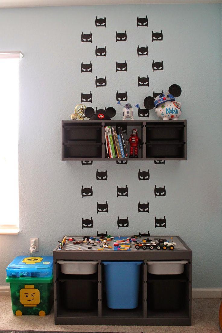 25 beste idee n over lego table ikea op pinterest lego - Ikea trofast lego table ...