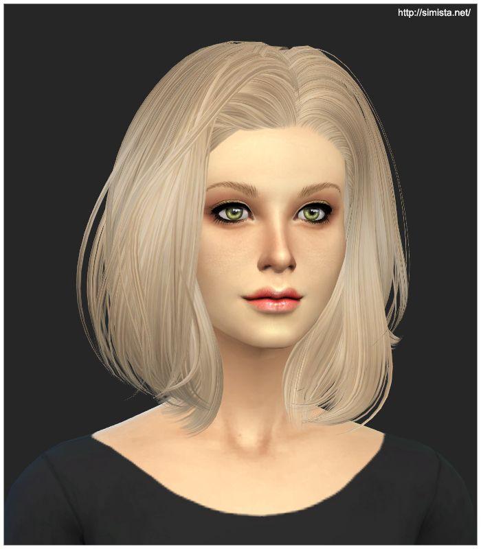 25 Best Sims 4 Hair Images On Pinterest