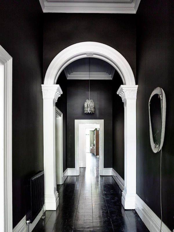 25 Best Ideas About Dark Hallway On Pinterest Narrow