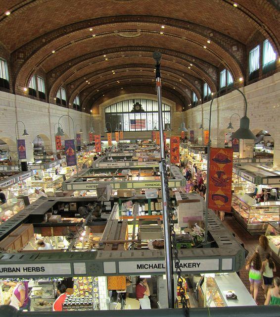 West Side Market, Cleveland | Flickr - Photo Sharing!