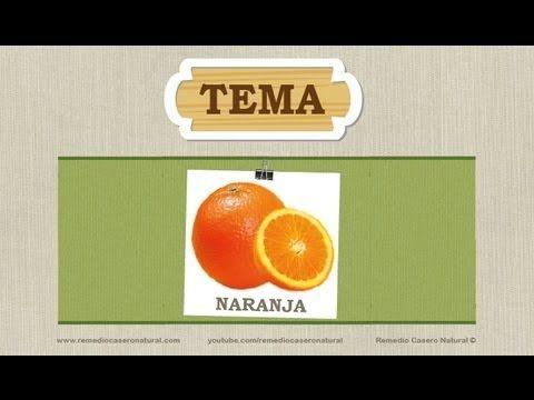 Beneficios, nutrientes y propiedades de la naranja