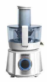 #happyplace Morphy Richards - Food Fusion Multi Purpose Food Processor with Juicer & Blender Attachment