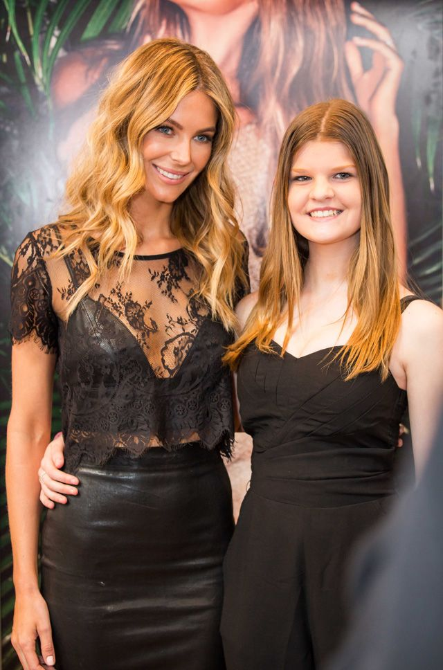 We were so excited to welcome Miss Universe 2004, TV host and businesswoman Jen Hawkins to Beautiful You Australia over the weekend.