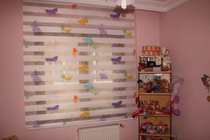 Birbirinden Sevimli ve Eğlenceli Bebek Odası Perdeleri Tavsiyeleri