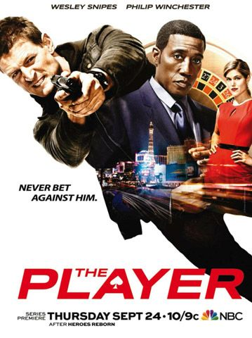 """The action of TV series """"The Player"""" takes place in Las Vegas. Alex Kane is a former sniper who became an expert on security, recently lost his wife, ..."""